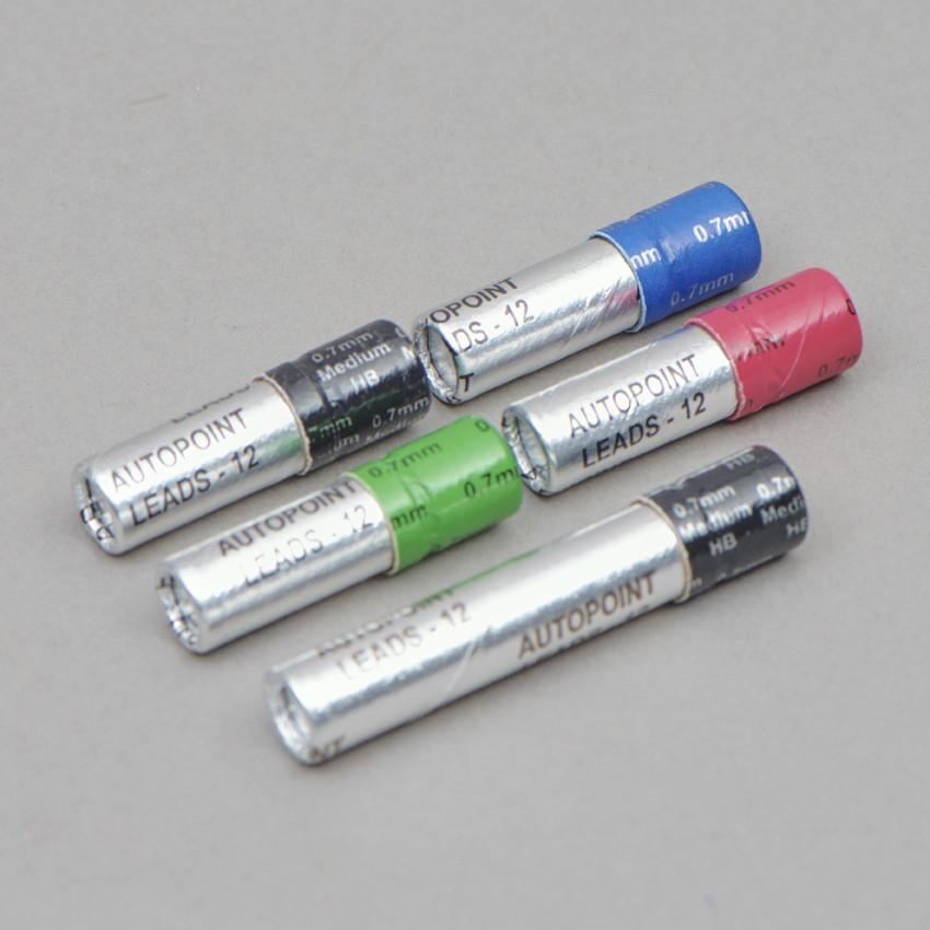 0.7 und 0.9 mm Minen kurz