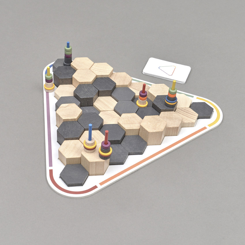 Magic Triland Brettspiel