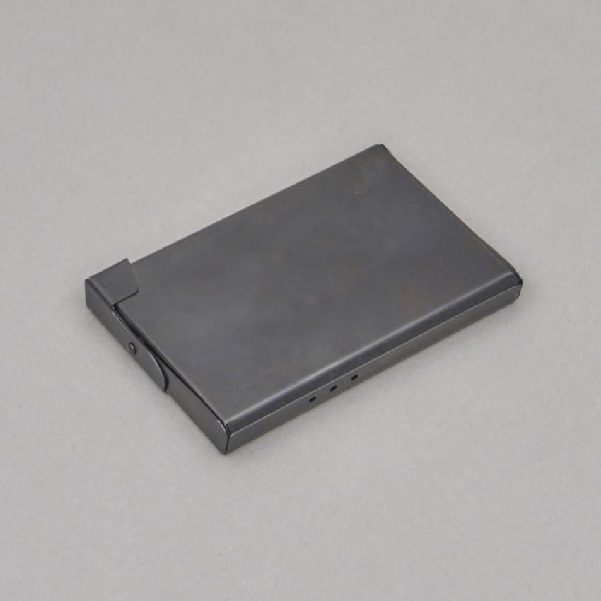 Kleine Visitenkarte- oder Zigarettendose