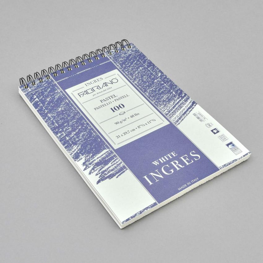 Ingres Papierblock (100 Blatt)