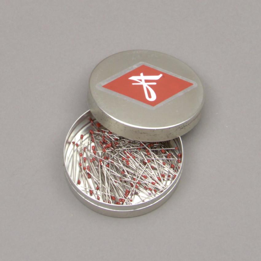 "Fabrikat Stecknadeln ""Dipped Pins"""