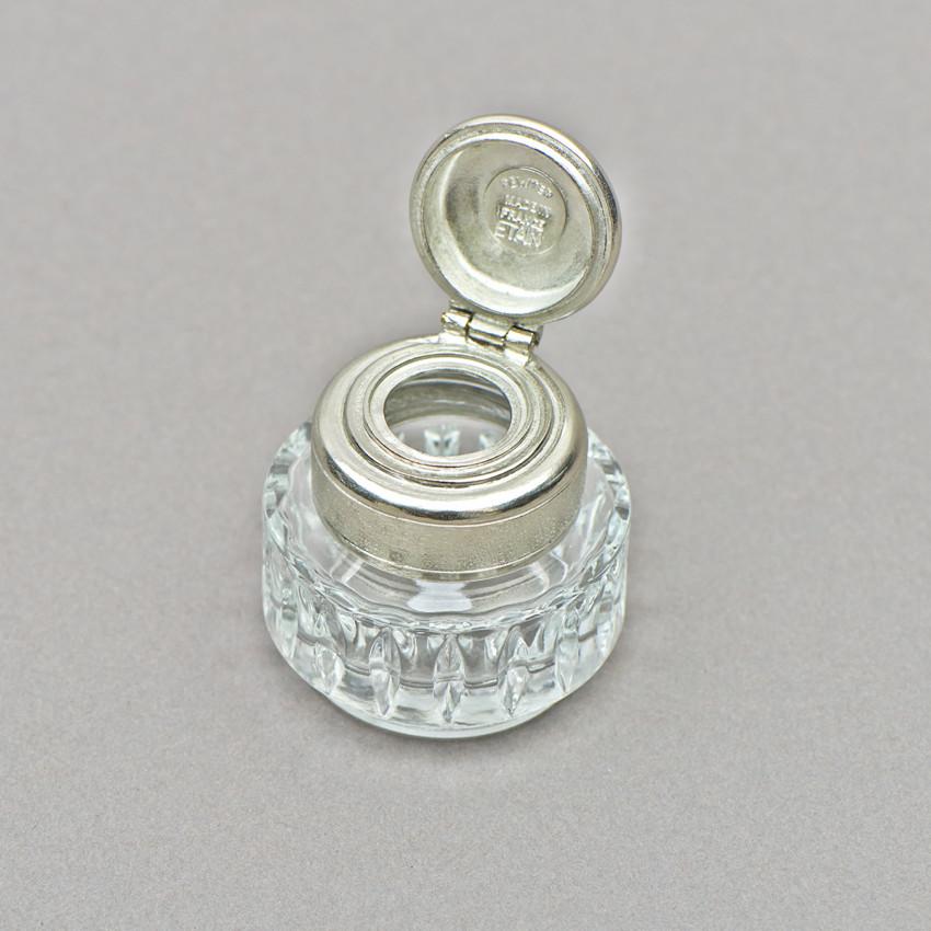 Graviertes Tintenkristallglas