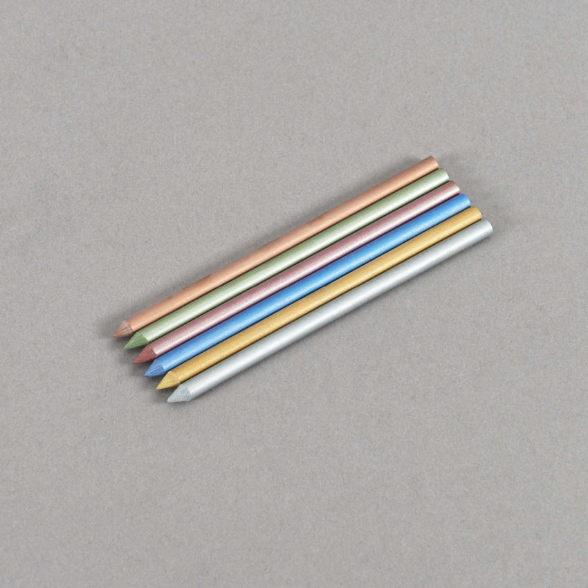 5.6 Metallic-Künstlerminen, 12 cm (lang)