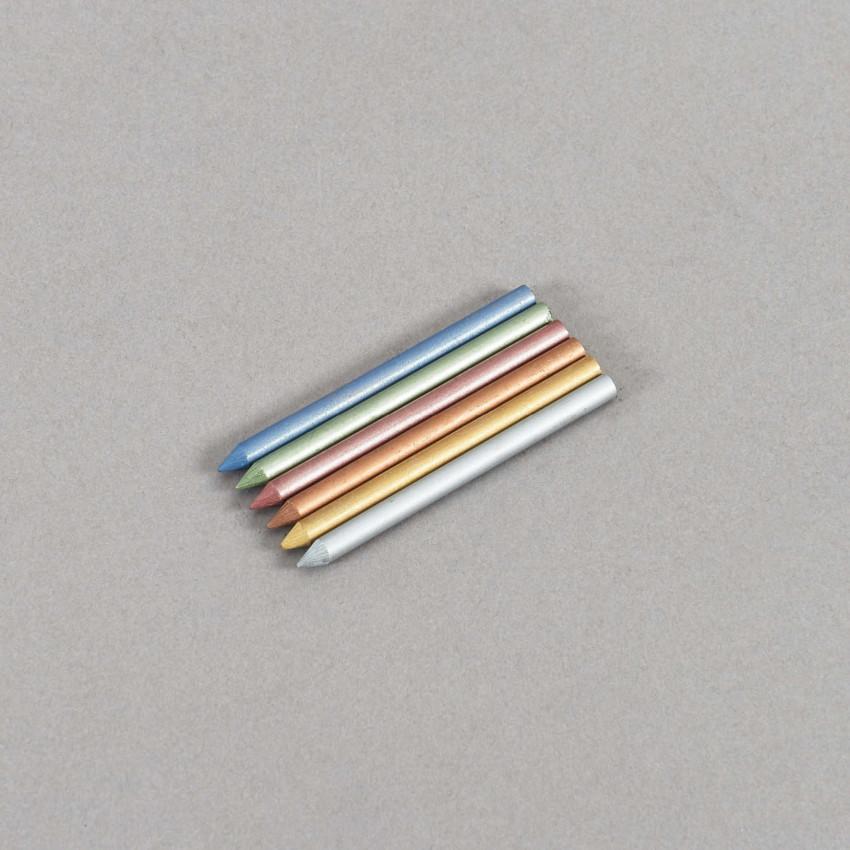 5.6 Metallic-Künstlerminen, 8 cm (kurz)