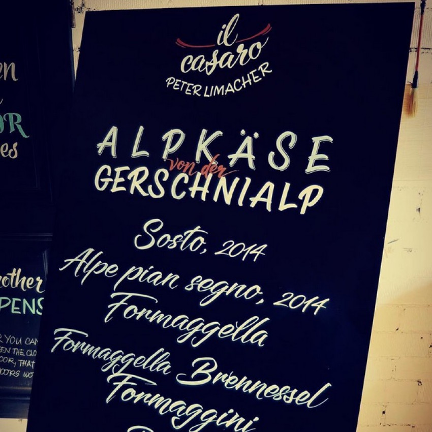 Chalkboard (Kreidetafel) Abend-Workshop, 14 + 15 September