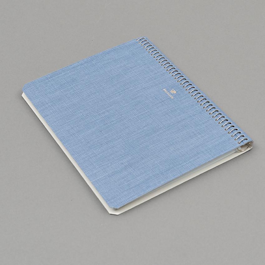 Notizbuch Jeansumschlag