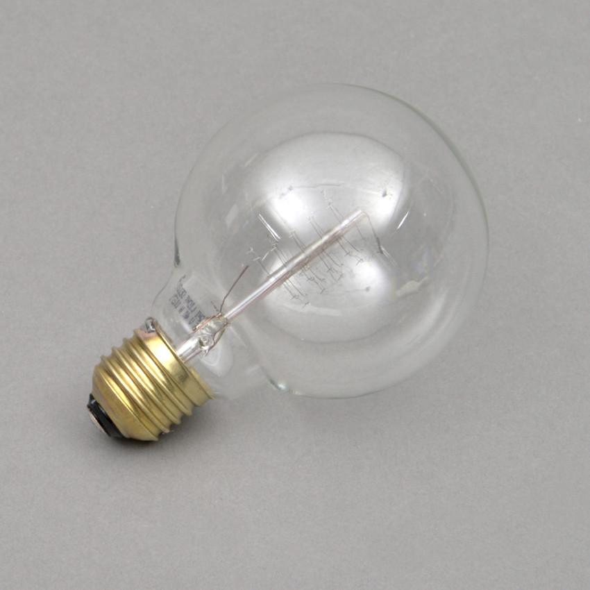 Dekoglühbirne Globe G80 40 W (kugel)