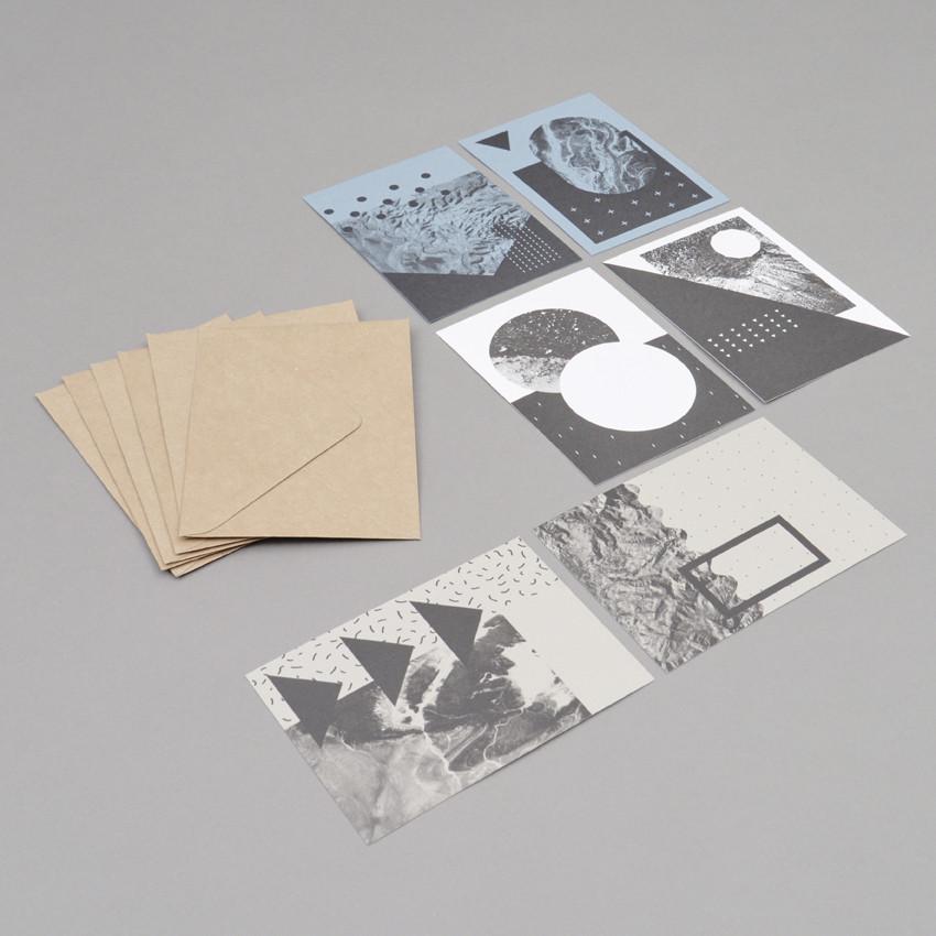 Postkartenset Lars
