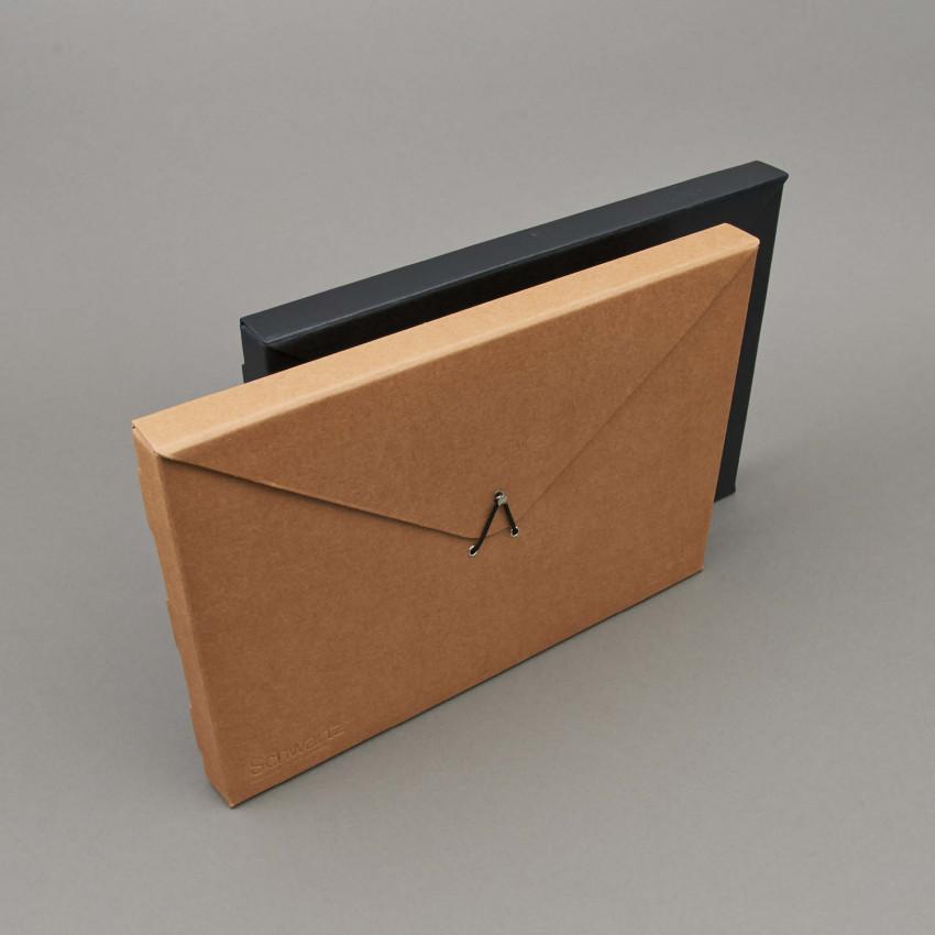 Dokumentenbox 3cm in 2 Variationen