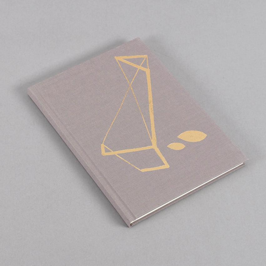 Blanko-Buch: Zeig, Meister Borges