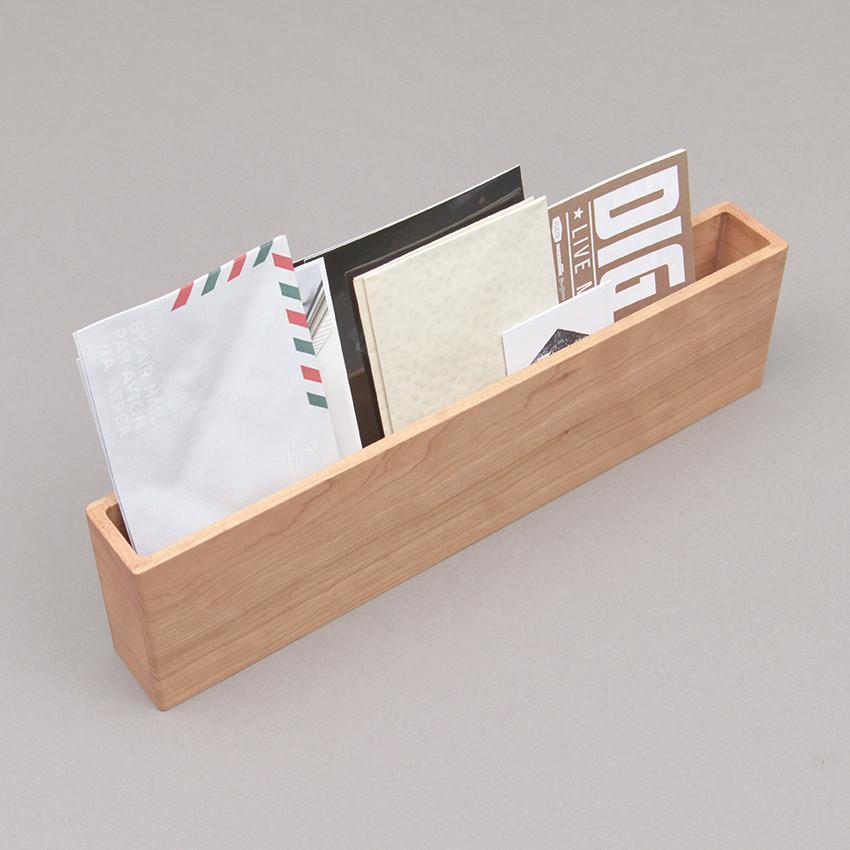 Brief- und Kartenhalter (3 Farben)