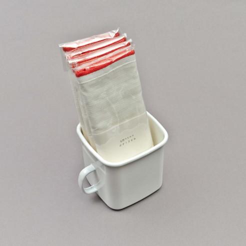 Allzweck-Küchenbehälter aus Emaille
