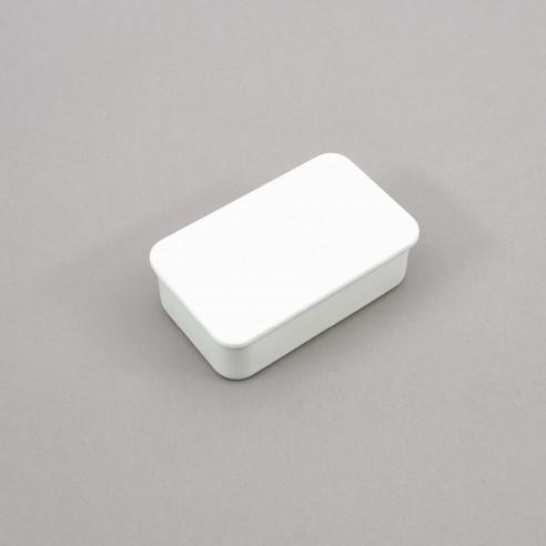 Japanische Box aus Emaille