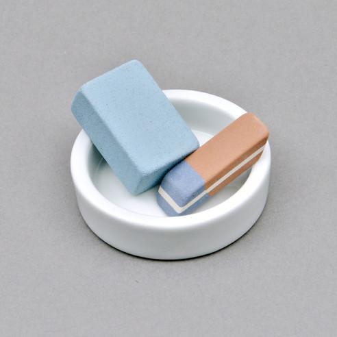 Kleine runde Porzellan Schale