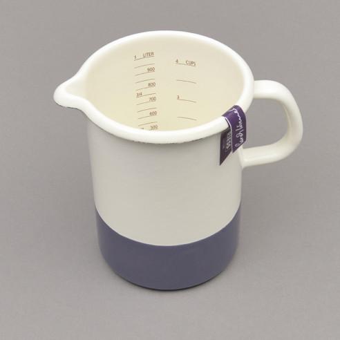 Küchenmass violett 1 l