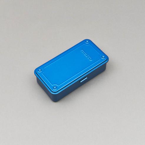 Stapelbare Aufbewahrungsbox (blau)