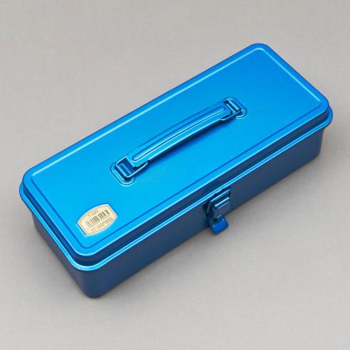 Trunk–Style Werkzeugkiste (blau)
