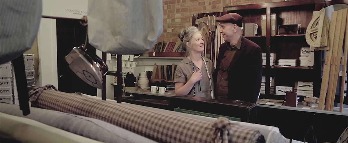 Merchant & Mills Carolyn and Roderick